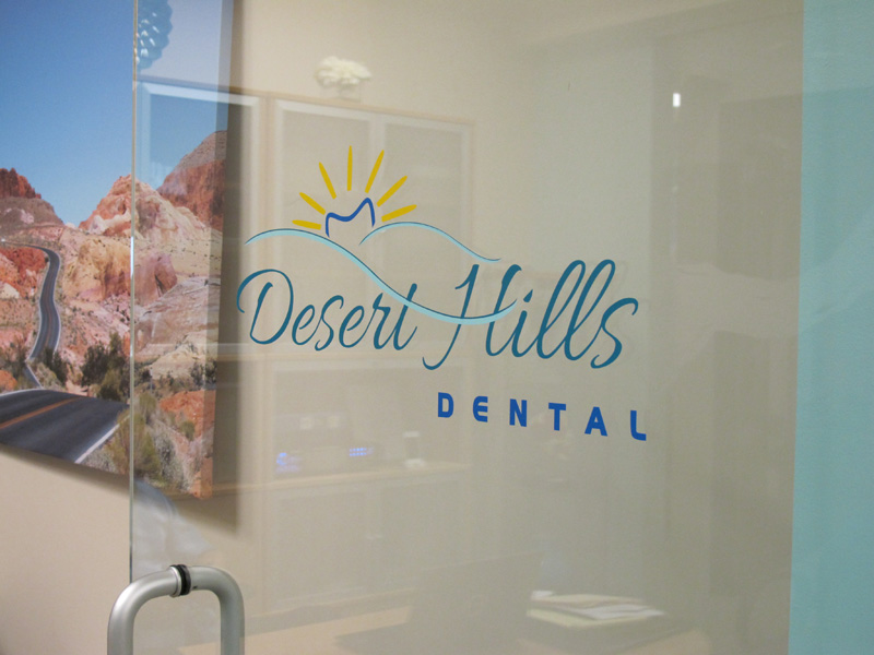 Picture of Desert Hills Dental front door