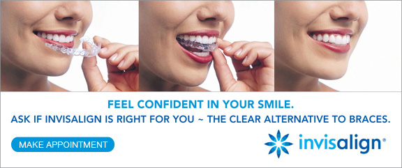 invisalign - Make Appointment