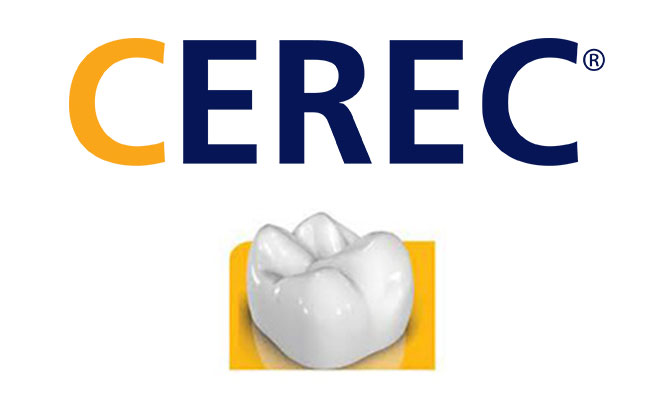 logo of CEREC®3-D Technology