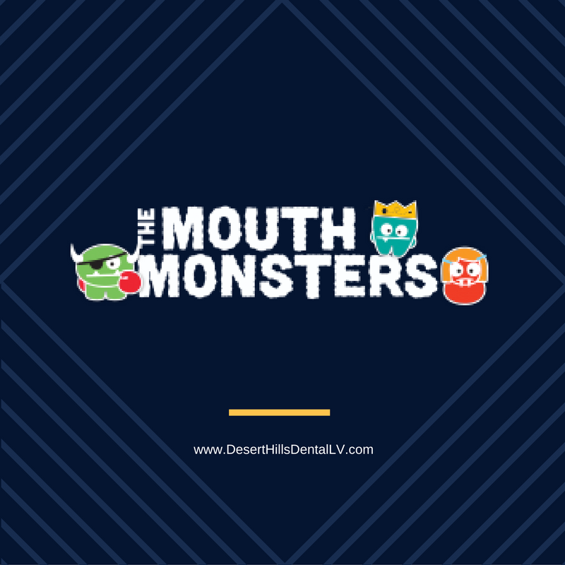 mouth monsters